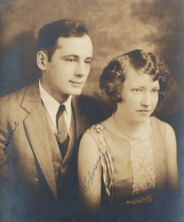1926 picture of man and woman
